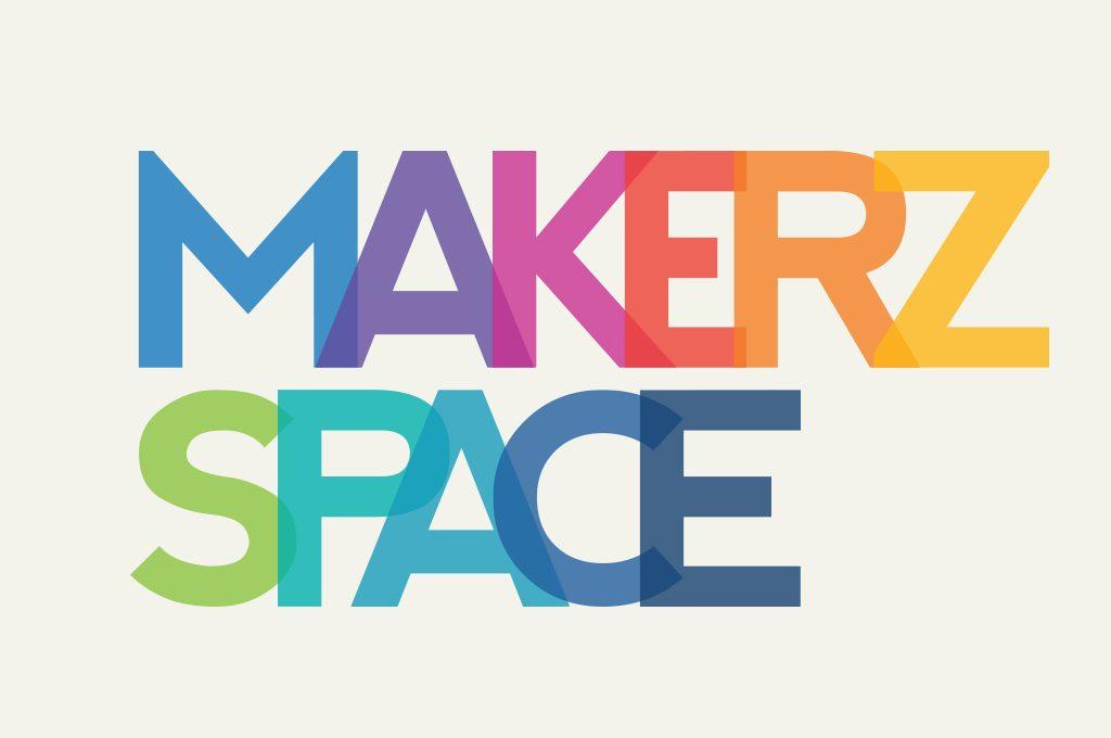 Realizare logo Makerz Bucuresti