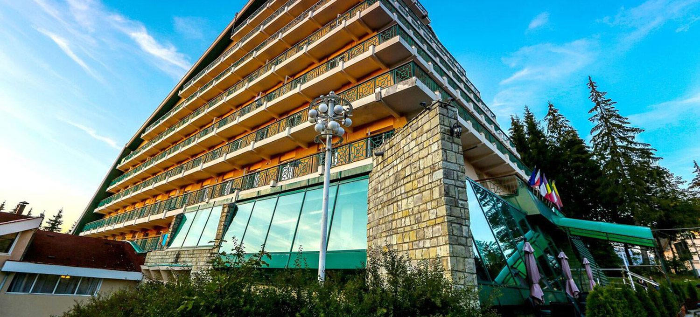 Creare site Hotel Belvedere Predeal