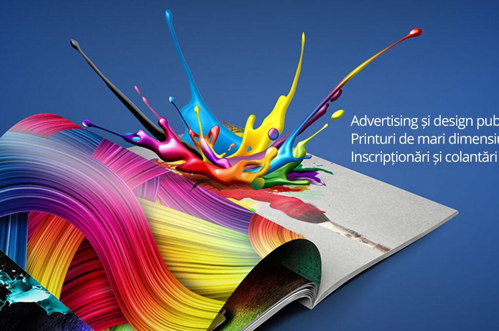 Etmis - Design publicitar Brasov